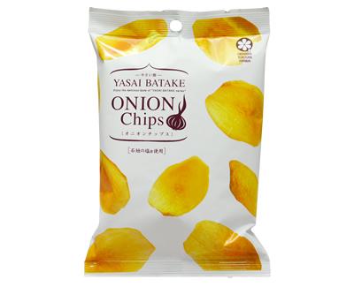 国産オニオンチップス 塩味