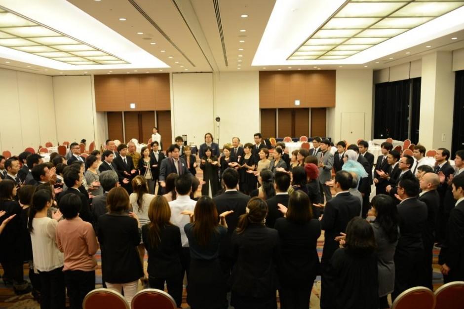 11月29日(土)に忘年会を開催しました。:イメージ