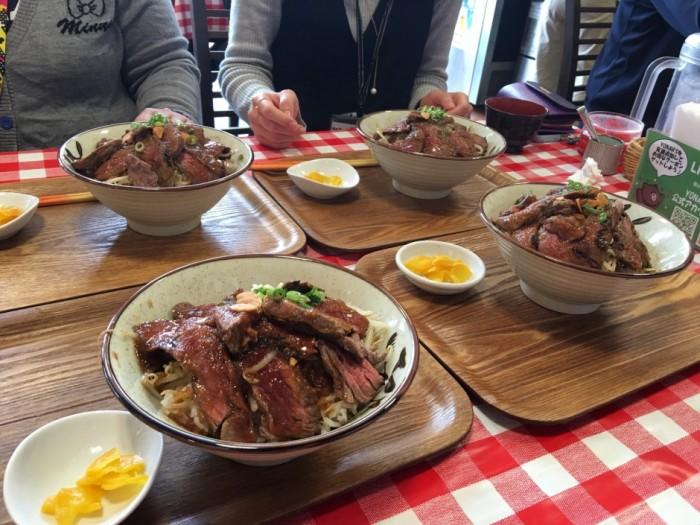おいしいお肉で元気に!!:イメージ
