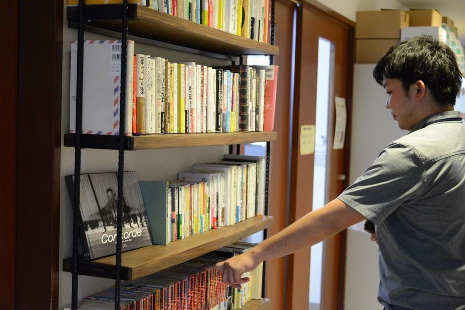 図書スタッフ
